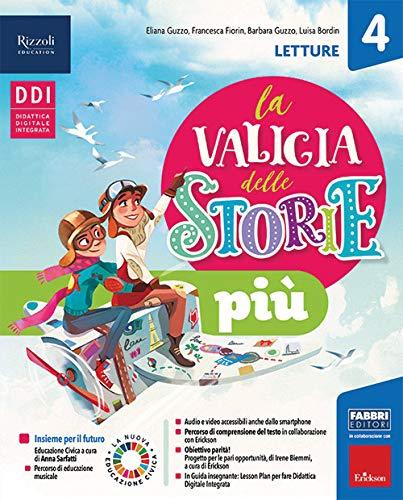 La valigia delle storie. Classe 4 sussidiario dei linguaggi. Per la Scuola elementare. Con e-book. Con espansione online (Vol. 1)