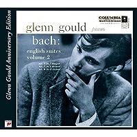 Bach: English Suites, Vol. 2 - Nos. 4, 5 & 6 (2002-09-03)