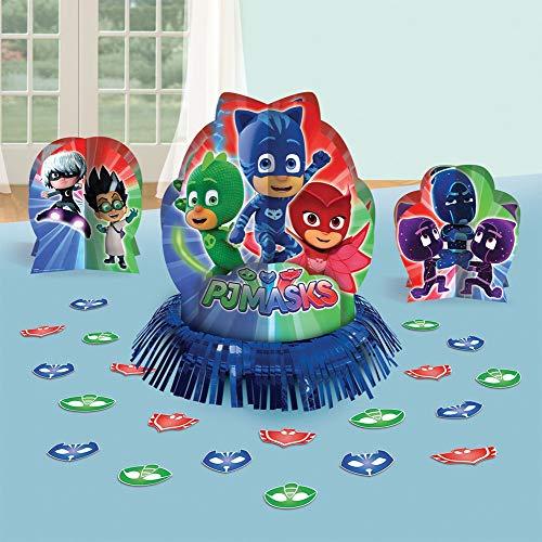amscan Table Deco Kit Pj Masks