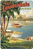 Fort Lauderdale, Florida – Tropical Wonderland –