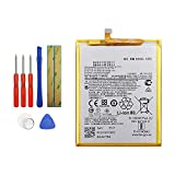 Vvsialeek KZ50 Replacement Battery Compatible with Moto G Power XT2041DL Motorola Moto G8 XT2041-7 with Tools
