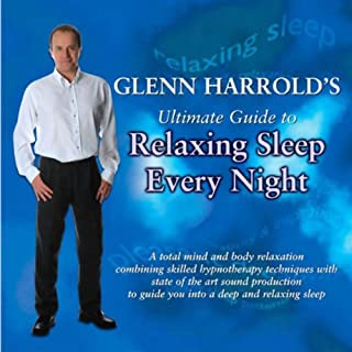 Glenn Harrold's Ultimate Guide to Relaxing Sleep Every Night audiobook cover art
