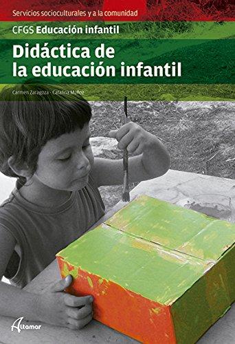 Didáctica de la educación infantil (CFGS EDUCACIÓN INFANTIL) - 9788415309789