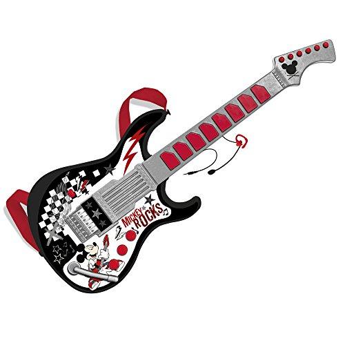 Mickey Mouse Clubhouse - Guitarra con micrófono, diseño Mickey (Claudio Reig)