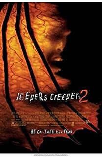 Jeepers Creepers 2 POSTER (11