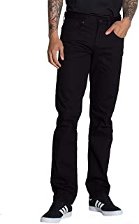 Rsq New York Slim Straight Black Jeans