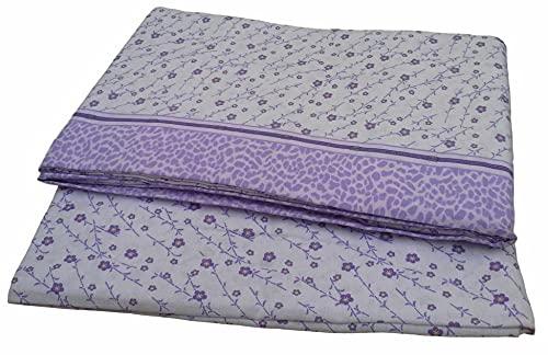 Canada - Juego de sábanas de franela para cama de 1 plaza y media.