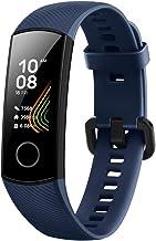 HONOR Band 5 Smartwatch Armband met hartlagmeting, Sport Activiteitsmonitors, Waterdichte IP68 Fitnesstracker, AMOLED Kleu...