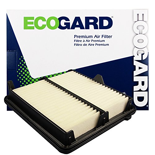Ecogard XA6196 Premium Engine Air Filter Fits Honda Civic 2012-2015 | Acura ILX 1.5L Hybrid 2013-2015