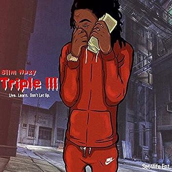 Triple lll