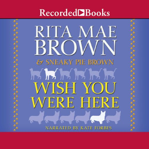 Wish You Were Here audiobook cover art