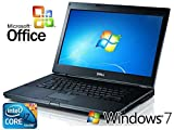Dell Latitude E6510 15.6' Laptop Notebook Windows 7 Pro Core i7-620M 2.66GHz/ 8GB RAM /SOLID STATE 120GB SSD HD DVD-RW +MS OFFICE