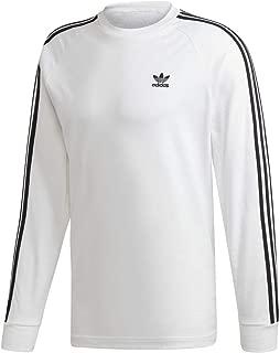 adidas Originals Men's 3-Stripes Long-Sleeve Tee - coolthings.us