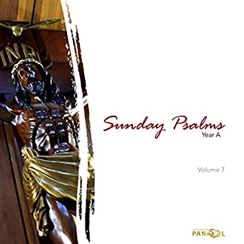 Sunday Psalms (Year A), Vol. 7