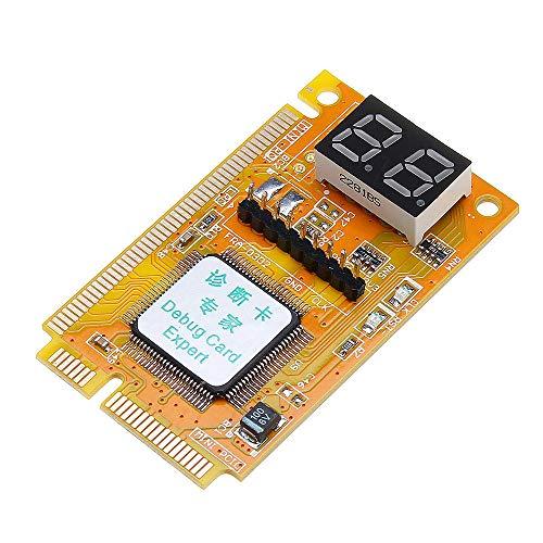 hgbygvuy 3 PZ 3 in 1 Miniskirt PCI PCI-E Carta LPC PC PC Analizzatore per Laptop Modulo Tester Sintomatic Post Test Scheda Scheda S