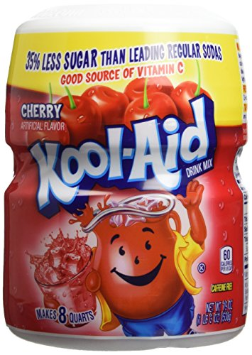 Kool-Aid Drink Mix Cherry ( 538g )