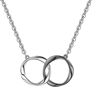 925 Sterling Silver Necklaces for Women Girls, Sterling Silver Mothers Day Jewelry Birthday Gift for Mom Girlfriend