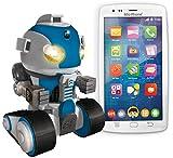 Lisciani Giochi 64182-Mio Phone 5' 3G + Robot, 64182