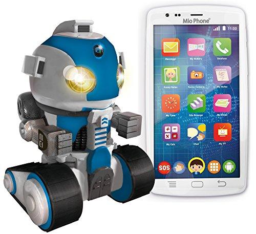 "Lisciani Giochi 64182-Mio Phone 5\"" 3G + Robot, 64182"