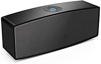Portable Bluetooth Speakers,Dual-Driver Wireless Speaker with Surround Stereo Sound and..