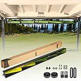10L0L Universal Golf Cart 5 Panel Mirror Panoramic Rear View Mirror 35.8' fits Golf Carts EZGO, Club CAR and Precedent
