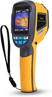 Akozon HT-02D熱画像カメラ IR赤外線(IR)熱画像装置 可視光カメラ IR分解能1024ピクセル 温度範囲-20〜300°C 6Hzリフレッシュレート