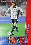 1x Einzelposter Mesut Özil Star-Poster Deutsche