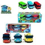 3 Piece Toy Set with Wind-up Action (Rogi, Tayo, Gani Set)