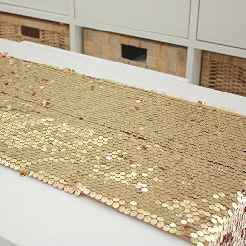Roze p!nk minimalistische moderne salontafel vlag pailletten salontafel tafelkleed slank bed loper 30x220cm(12x87inch) B