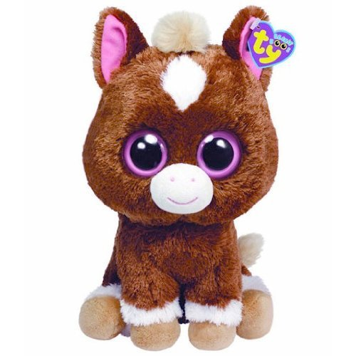 Ty Beanie Boos Dakota Horse 6' Plush by Ty Beanie Boos TOY