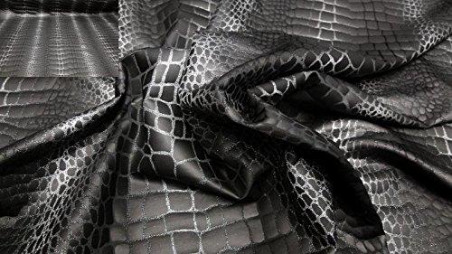 Con tapa de estilo libro diseño de tela de bi-elástico y de Lycra Licra de piel con diseño de tela de piel de cocodrilo, C226