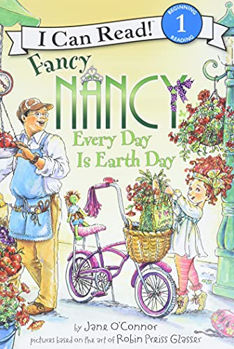 Fancy Nancy: Every Day Is Earth Day (I Can Read Level 1)の詳細を見る