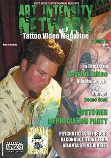 Vol 15 - Art Intensity Network Tattoo