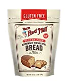 Bob's Red Mill Gluten Free Homemade Wonderful Bread Mix, 16-ounce (Pack of 4), Packaging May Vary