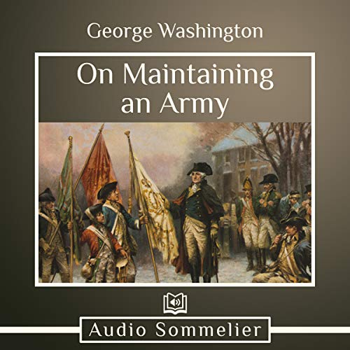 On Maintaining an Army audiobook cover art
