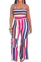 Sayah Womens Wrap Chest Shoulder Off Digital Print Pockets Jumpsuits Romper