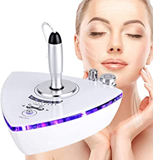 RF Skin Rejuvenation Massager, 3 in 1 Huid Vibratie Verwarming Removal Rimpel Anti-Aging Acne Behandeling Afvallen Beauty ...