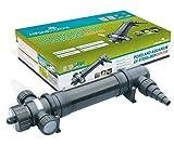 All Pond Solutions Stérilisateur Clarificateur de bassins ou d'étang avec Lampe Rayons UV (CUV-136)