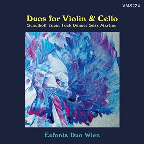 Ode an den Regen für Violine und Violoncello: No. 2, O trauriger Regen ...