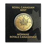 2015 CA - Present (Random Year) Gold Maple Leaf Maplegram In Assay Gold Brilliant Uncirculated