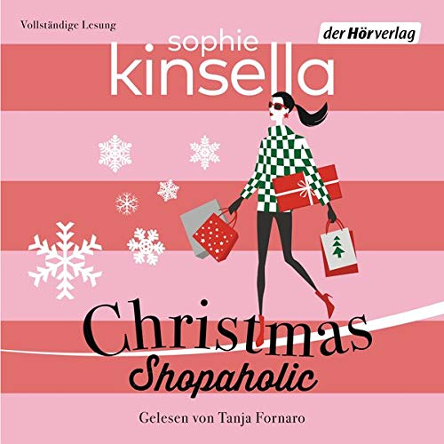 Christmas Shopaholic Audiobook By Sophie Kinsella cover art