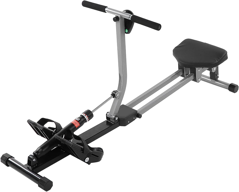 WJIN Fitness Rower,Rowing Machine Aerobic Fitness Equipment Indo