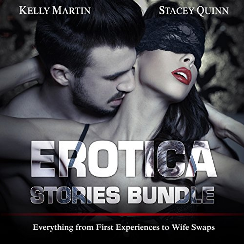 Erotica Stories Bundle audiobook cover art