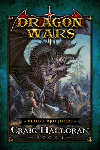 A brewing conflict. A glory-seeking thief. Will he discover his destiny on a quest for treasure? Blood Brothers: Dragon Wars – Book 1 by Craig Halloran