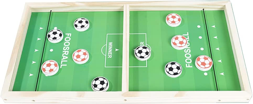 Aimir Fast Sling Puck Game Portable 2 Games Foosball Max 55% OFF Challenge the lowest price of Japan 1 Table in