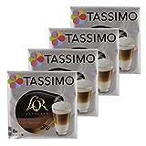 Tassimo L  Or Espresso Latte Macchiato Coffee, Milk, Coffee, Coffee, 32Servings