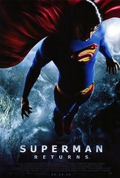 Pop Culture Graphics Superman Returns 27x40 Movie Poster