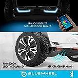 """8.5"""" Premium Offroad Hoverboard Bluewheel HX510 SUV - 6"""