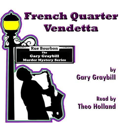 French Quarter Vendetta audiobook cover art