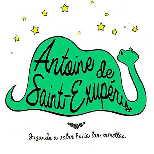 Antoine de Saint Exupéry copertina